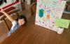 【美天棋牌】陈冠希开心晒女儿画作 原来是父亲节礼物