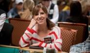 【美天棋牌】两条金手链女牌手Kristen Bicknell回忆自己的WSOP经历
