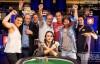 【美天棋牌】德州扑克牌局分析-Q高抓诈,让人无语的世界级跟注