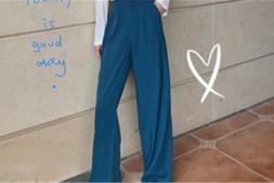 【美天棋牌】怎样把阔腿长裤改长裙 长裙配什么上衣好看