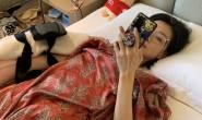 【美天棋牌】万茜首次回应骨折细节 右手神经功能受损