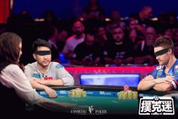 【美天棋牌】德州扑克如何作为翻前跟注者赢得盲注玩家之间的战争