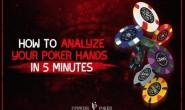 【美天棋牌】德州扑克如何高效分析你的牌局