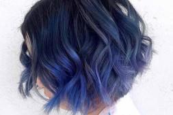 【美天棋牌】蓝色头发直接上棕色能上去吗 蓝色头发怎么改成棕色