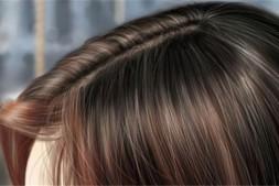 【美天棋牌】头发前面很多小碎发怎么办 头发开叉怎么办