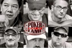 【美天棋牌】扑克名人堂在2020年只有一名入选者