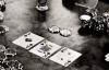 【美天棋牌】德州扑克什么情况下你会在flop就放弃一手超强牌