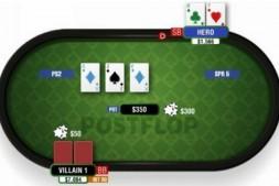 【美天棋牌】德州扑克你必须了解的翻后优势