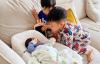 【美天棋牌】胡杏儿分享三胎儿子出生细节 为照顾孩子宣布封肚