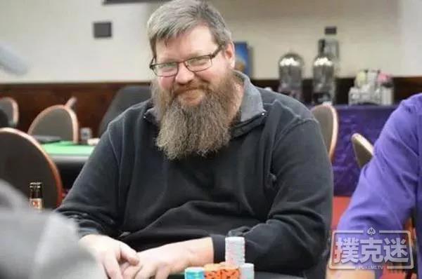 知名美天棋牌牌手 Eric Thompson 因病去世!