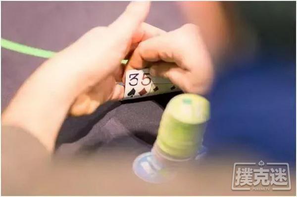 【美天棋牌】弃牌前,你应该先守盲的七个理由