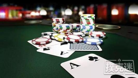 【美天棋牌】在德州扑克中什么样的牌面可以使用半诈唬?