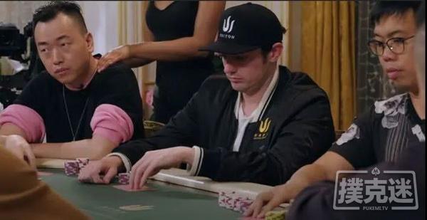 【美天棋牌】Tom Dwan觉得德州扑克无聊决然离席传奇常规局
