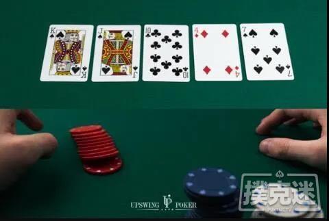 【美天棋牌】浅谈德州扑克河牌圈试探性下注