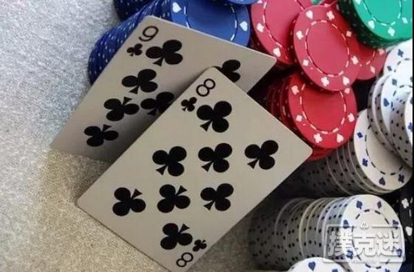 【美天棋牌】这种牌可以用来攻击盲注吗