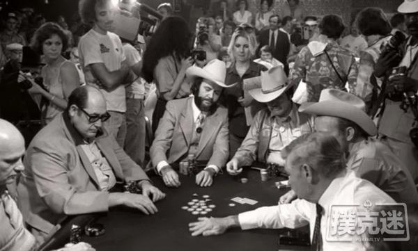 【美天棋牌】7次站到WSOP主赛事决赛桌的男人 一代传奇Crandell Addington