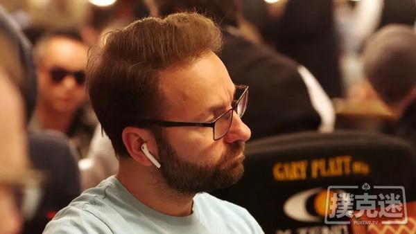【美天棋牌】Daniel Negreanu对WSOP金手链志在必得