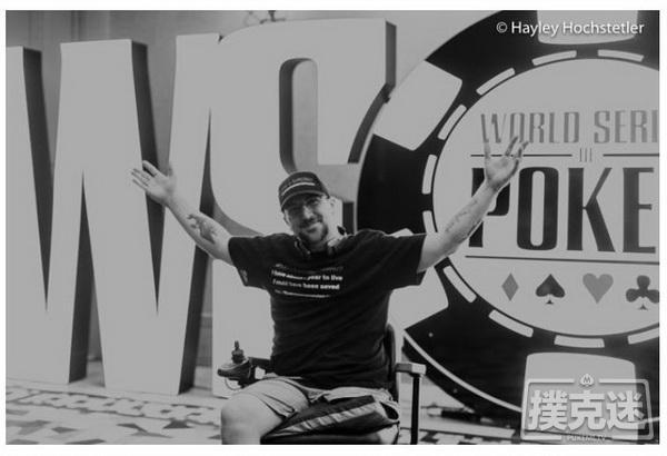 【美天棋牌】抗癌勇士遗愿清单:打WSOP,直到安乐死前的最后一刻