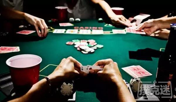 【美天棋牌】德州扑克光会算赔率可不够,你还得学学潜在赔率