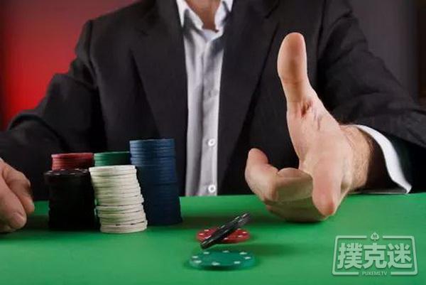 """【美天棋牌】德州扑克中选择""""再跟注""""前,你先想清这几个问题"""