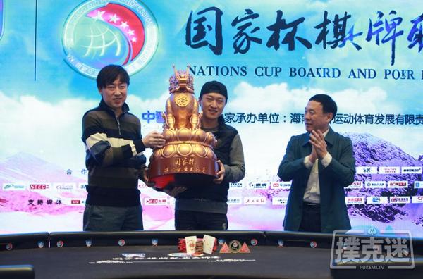 【美天棋牌】国人牌手故事   崛起于国家杯的纪夏青!