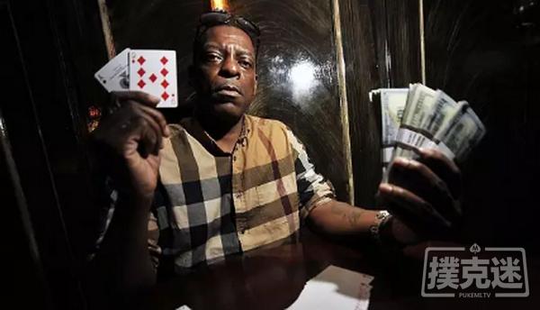 【美天棋牌】毒贩在监狱打了15年的扑克..结果出狱用500美元赢出了150万