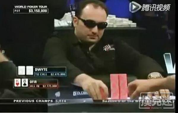 【美天棋牌】德州扑克史上最打脸牌局:一切反转都可能发生