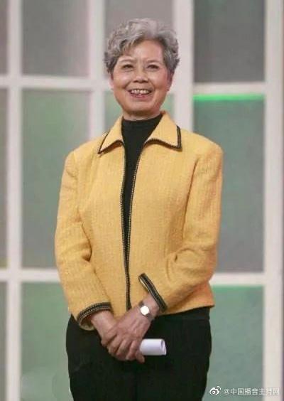 【美天棋牌】主持人沈力去世 系中国第一位电视播音员