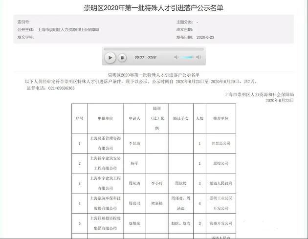 【美天棋牌】李佳琦落户上海 作为特殊人才引进
