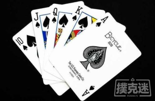 【美天棋牌】翻前弃掉AK,是不是打得太紧了-德州扑克策略