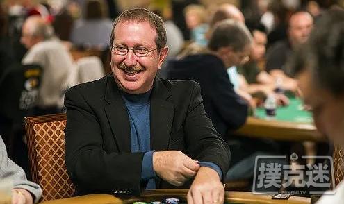 【美天棋牌】扑克解说Norman Chad新冠病毒检测结果呈阳性