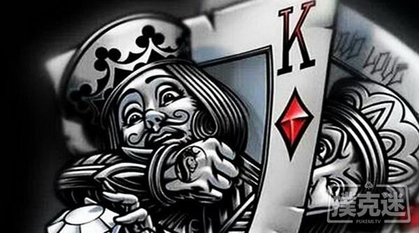 【美天棋牌】我拿KK从来就没赢过-德州扑克技巧