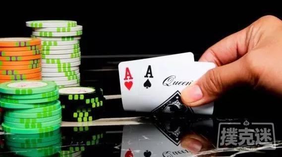 【美天棋牌】你一直这么玩德州扑克中的AA?难怪它次次成为你的噩梦