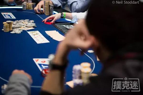 【美天棋牌】德州扑克策略 | 在小盲位该怎么打,你get了吗?