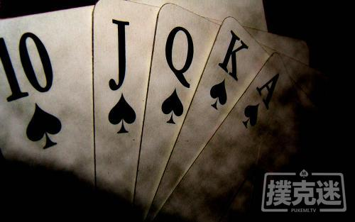 【美天棋牌】德州扑克中玩小筹码陷入瓶颈怎么办?想盈利应该这么玩