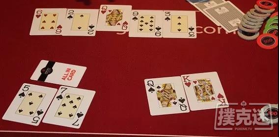 【美天棋牌】手把手教你玩德州扑克顶对