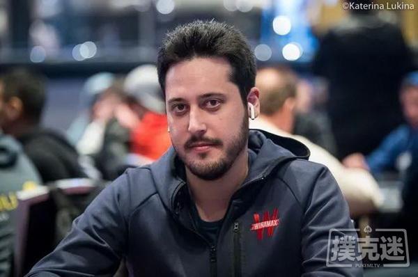 【美天棋牌】Holz领跑豪客赛,Adrian Mateos赢得第三冠