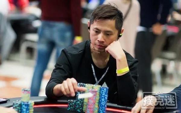 【美天棋牌】国人牌手故事 | 扑克先行者罗曦湘:他是我最佩服和喜欢的人!