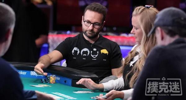 【美天棋牌】见识一下有史以来最优秀的加拿大扑克玩家