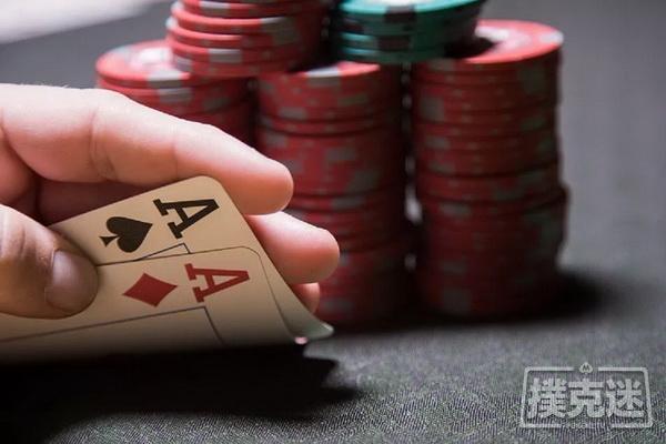 【美天棋牌】烫手的AA |德州扑克牌局分析