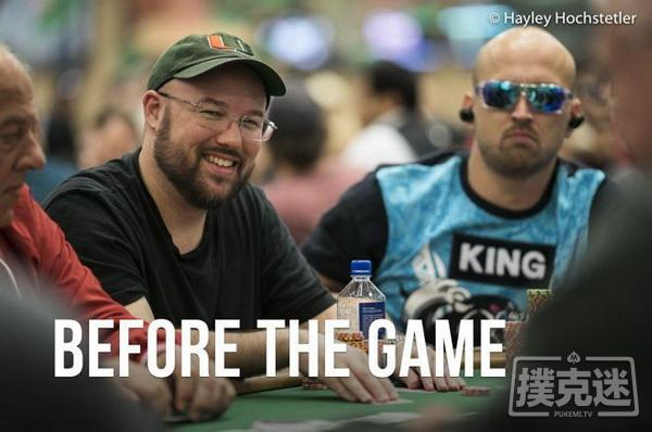 【美天棋牌】打德州扑克牌之前的日子:Scott Davies是一名律师