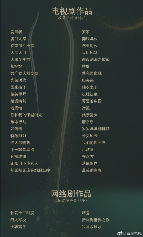 【美天棋牌】金鹰奖首轮评选结果公布 周迅赵丽颖孙俪争夺视后