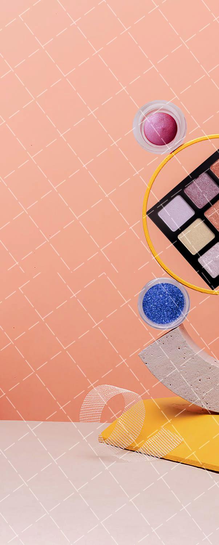 【美天棋牌】化妆教程 化妆培训学校教你搭配化妆单品降低化妆预算