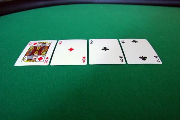 【美天棋牌】德州扑克Probe下注及其经典案例