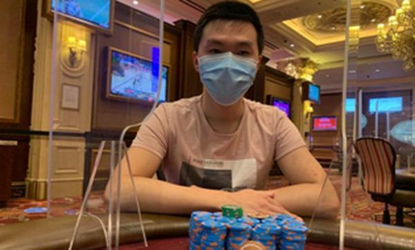 【美天棋牌】中国选手Ye Yuan在WSOP美国赛区斩获第五名