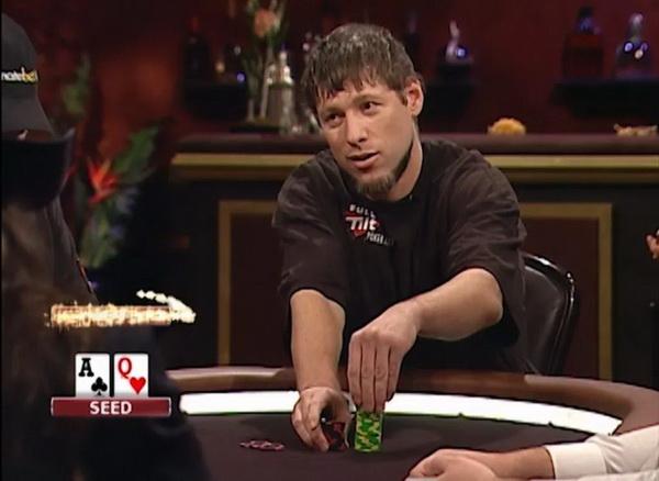 【美天棋牌】前WSOP冠军Huck Seed加入扑克名人堂