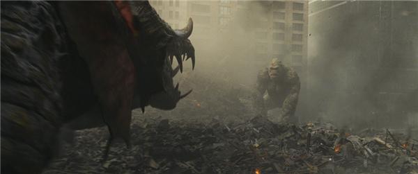 【美天棋牌】《狂暴巨兽》票房斩2.34亿掀起全民热潮
