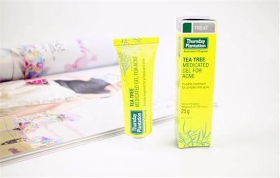 【美天棋牌】星期四农庄茶树祛痘凝胶有用吗 凝胶源于天然有效抗菌