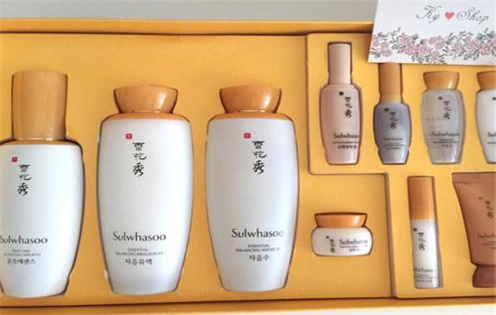 【美天棋牌】韩国十大护肤品排行榜 韩国护肤品排名前十位