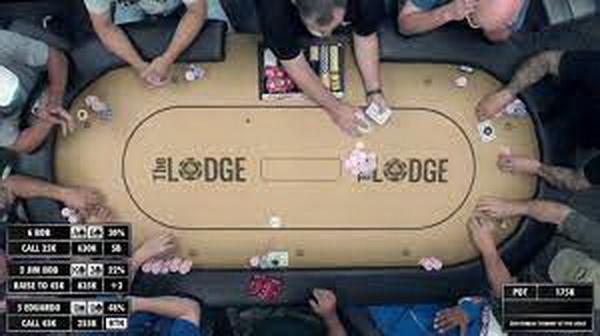"""【美天棋牌】流媒体扑克节目""""在小屋的扑克之夜""""受欢迎"""